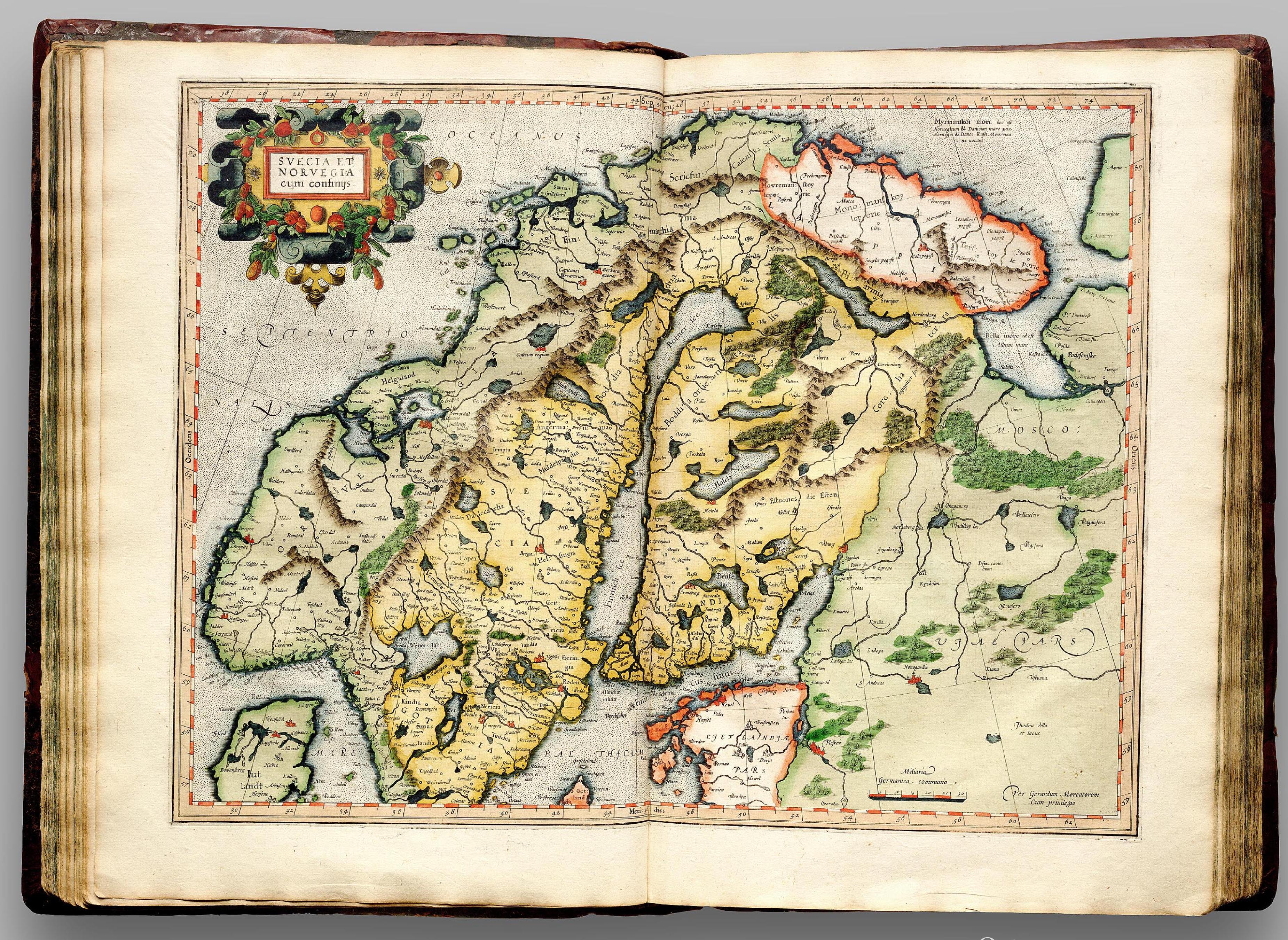 verdens eldste kart Raising doubt about Norway's origin   Universitetet i Agder verdens eldste kart