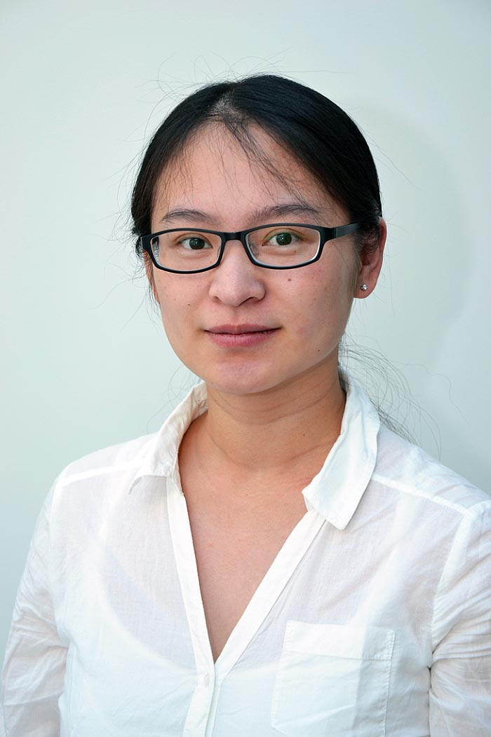 "Xuan Zhang disputerer med avhandlingen ""Advances in the Theory and Applications of Estimator-based Learning Automata"". (Foto: Privat)"