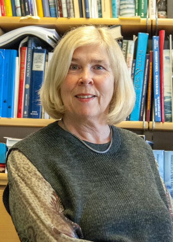 Professor Berit Eide Johnsen