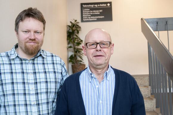 Tor Oddbjørn Tveit and Ole-Christoffer Granmo