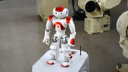 Robot that may become the techology of the future