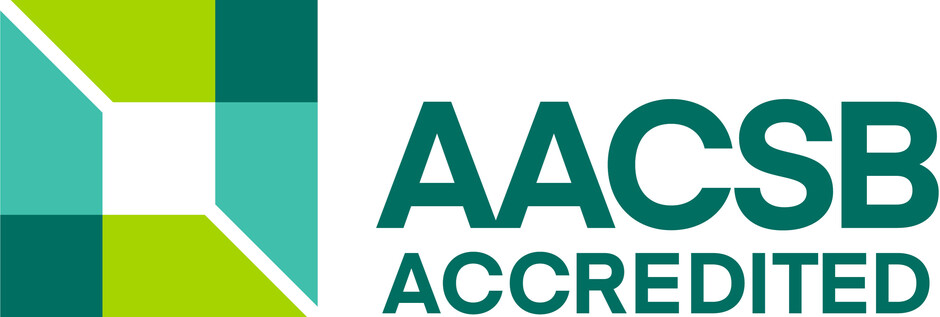 logo for AACSB