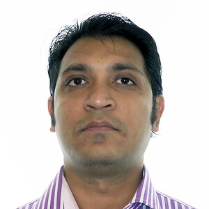 "Debasish Ghose disputerer for ph.d.-graden med avhandlingen ""Protocol Design and Performance Evaluation of Wake-up Radio enabled IoT Networks"" tirsdag 7. mai 2019."