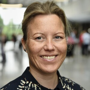 Svanhild Breive disputerer for ph.d.-graden med avhandlingen «Processes of mathematical inquiry in kindergarten» onsdag 5. juni 2019.
