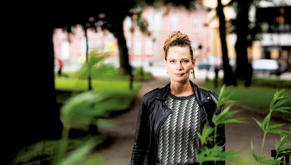 Bilde av førsteamanuensis Mikaela Vasstrøm.