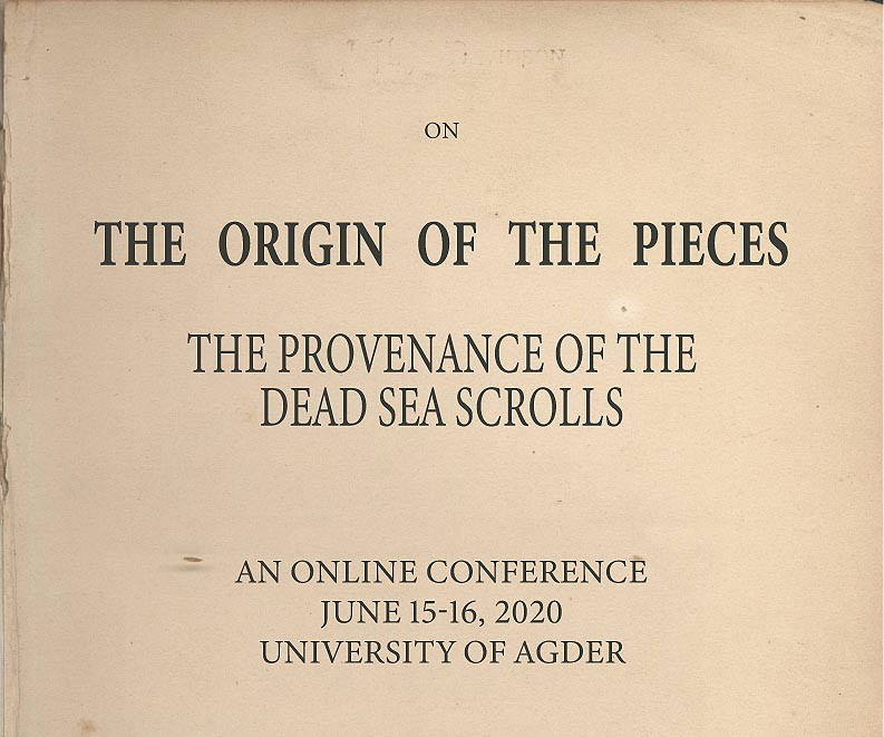 Lying Pen of Scribes - Online Conference.
