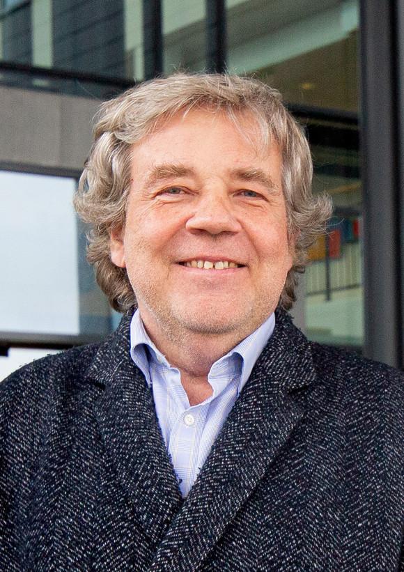 foto Christian Omlin er professor i kunstig intelligens ved Institutt for IKT ved UiA.