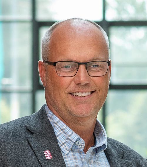 Vice Rector for Education Morten Brekke
