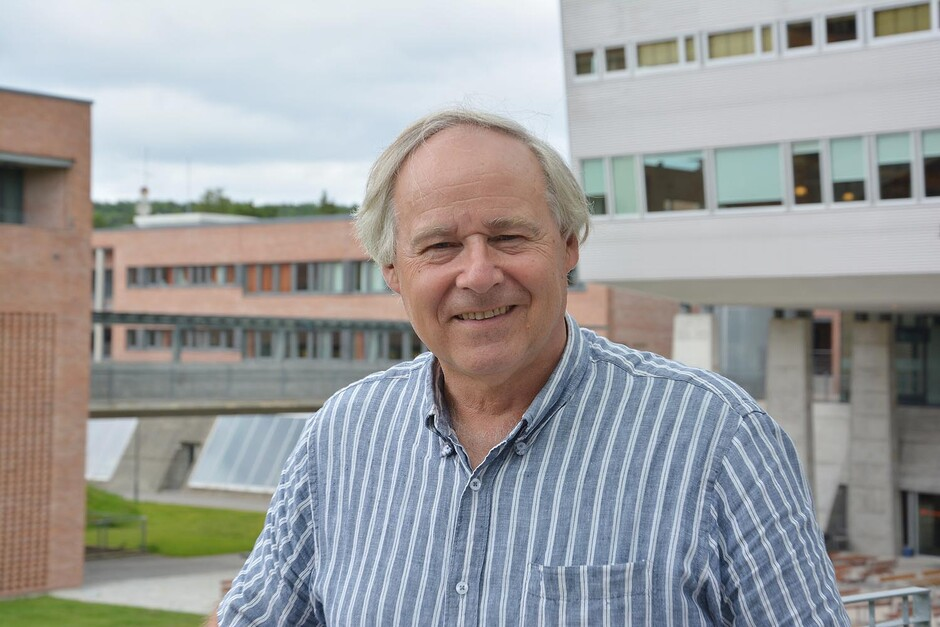 Studiedirektør Bjørn J. Monstad, Universitetet i Agder