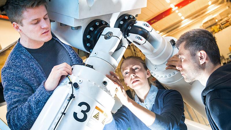 Robotics and Automation - Universitetet i Agder