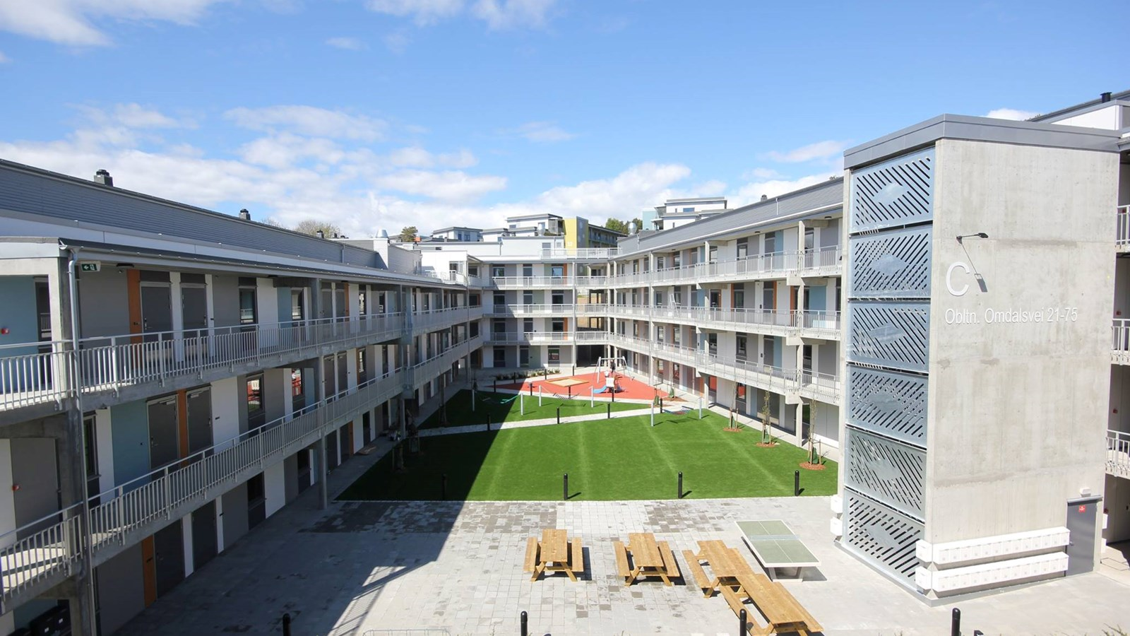 Affordable student accommodation