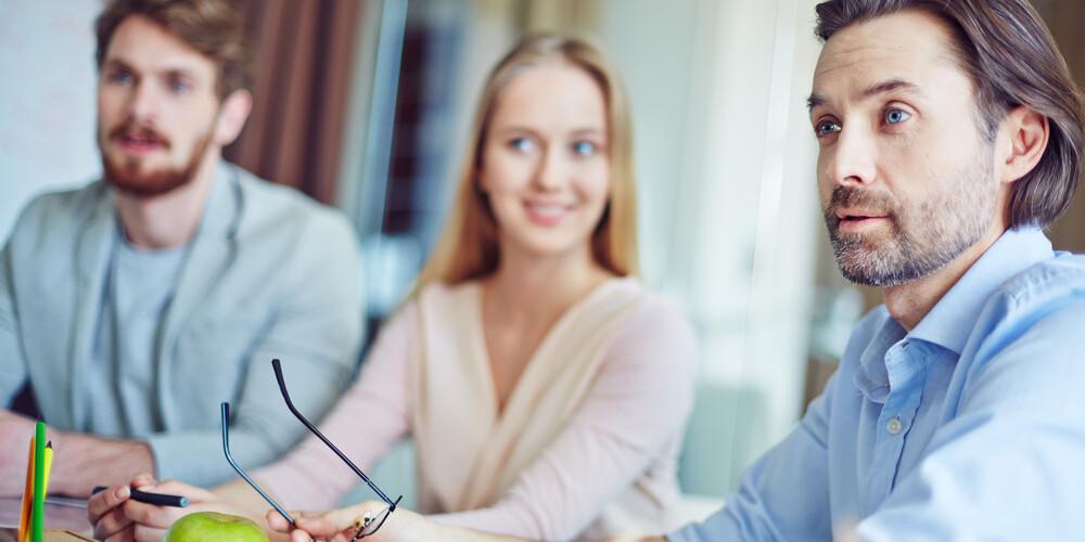 HR Manager dating en ansatt